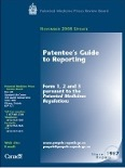 Patentees Guide to Reporting